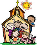 Childrens work logo