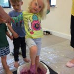 Messy Church Launched