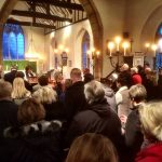 Enjoyable Carol Service at Long Marston