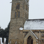 Christmas and New Year at St Peter's Welford